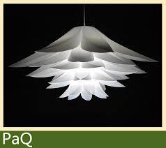 Flower Pendant Light Flowers L Pendant Light Pvc Diameter 58cm Lotus Shape Diy