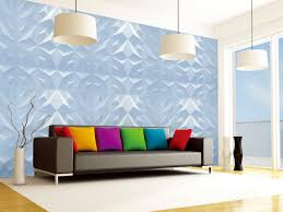 Beautification Home Intertior Walls With 3d Decorative Wall