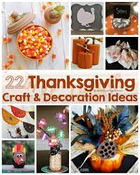 thanksgiving do it yourself decorations divascuisine