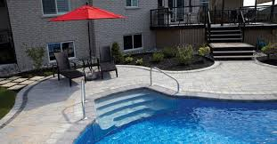 Patios Kansas City Patio Pavers To Complement Your Poolside In Overland Park Olathe