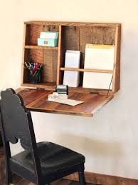 Wall Desk Ideas Wall Mounted Drop Desk Drawing Intended For Stylish Residence