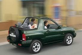 suzuki jimny 1991 suzuki vitara cabrio