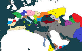Alternate History Maps Alternate History Map Version 1 By Exalted40000 On Deviantart