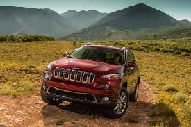 light brown jeep 2017 jeep cherokee reviews and rating motor trend