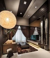 The LIVING ROOM Small Yet Relaxing  At Vegas Interior Design - Resort style interior design