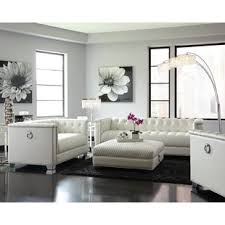 Grey Leather Living Room Set Leather Living Room Sets You Ll Wayfair