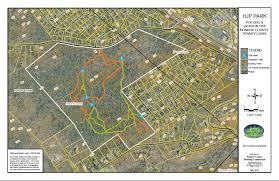 Appalachian Trail Map Pennsylvania by Monroe County Pa Pocono Trails Open Space Preserves Map