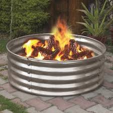 Gas Fire Pit Ring by 13 Best Fire Pits And Fire Rings Images On Pinterest Fire Pit
