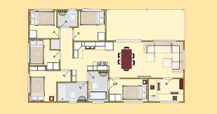 small house plans with open floor plan big house floor plans laferida