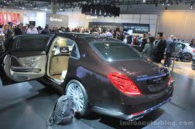 la live mercedes maybach s class indian autos blog
