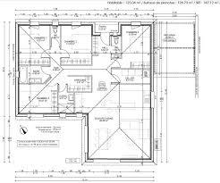 plan de maison 120m2 4 chambres plan 2d notre première maison 120m 4 chambres par gouzo sur