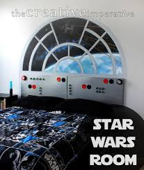 Star Wars Bedroom The Creative Imperative Star Wars Bedroom Reveal