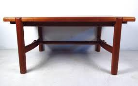 breathtaking mid century danish modern teak dining table