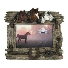 amazon com rivers edge products 3 horse with barbed wire picture