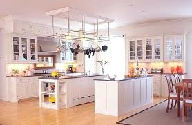 Kitchen Island With Hanging Pot Rack Kitchen Pot Rack In Pot Rack With Lights Ikea Babca Club