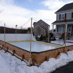 Backyard Ice Skating by Ice Rink Backyard Simple Steps To A Backyard Ice Skating Rink