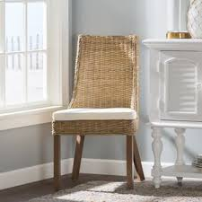 Rattan Dining Room Chairs Wicker U0026 Rattan Kitchen U0026 Dining Chairs You U0027ll Love Wayfair
