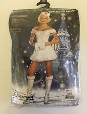 White Russian Halloween Costume Russian Costume Ebay