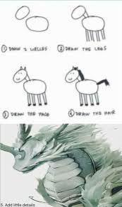 How To Draw Meme - tutorial of how to draw kirin meme ateam forum