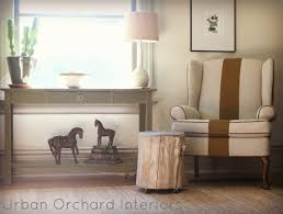 chairs cheap wingback chair chairs plaid fontaine modern beige