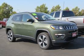 jeep compass latitude 2018 interior new 2018 jeep compass latitude 4d sport utility in yuba city