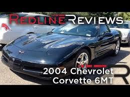 2004 chevy corvette 2004 chevrolet corvette 6mt review walkaround exhaust test