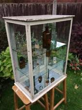 Antique Display Cabinets Ebay Uk Victorian Display Cabinet Ebay