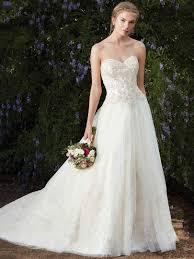 top eight a line wedding dresses by casablanca bridal blog