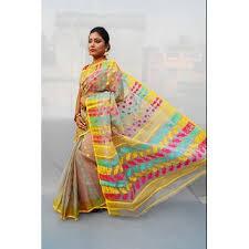 dhakai jamdani sarees mayasha handwoven dhakai jamdani saree from bengal buy mayasha
