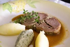 comment cuisiner une 駱aule d agneau 28 images quot maison
