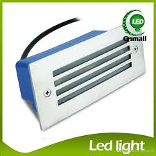 Step Lights Led Outdoor Cheap Led Recessed Wall Lights Led Stair Light 3w Led Wall
