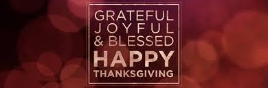 happy thanksgiving church media