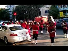 traffic wedding band indian marching band wedding parade