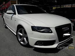 audi a4 audi a4 2009 tfsi s line 1 8 in kuala lumpur automatic sedan white