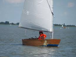 optimist sailboat build 9 steps with pictures
