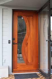 Glass For Front Door Panel by Modern Front Door With Glass Panel Door U0026 French Doors Zillow