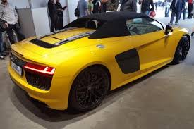 spyder cost audi r8 spyder prices and specs revealed auto express