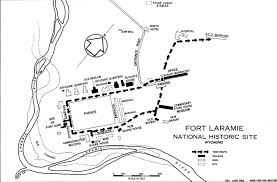 Map Of Custer State Park by Travel The Historic Indian Wars Sites The Online Encyclopedia Of