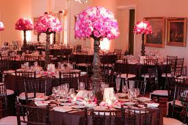 Fine Dining Table Set Up by Chicagos Premier Entertainment Agency For Corporate Gorgeous