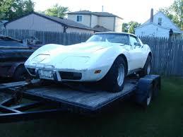 c3 corvette drag car 1977 vintage c3 corvette barn find needs work as is no reserve