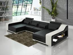 canapé cuir contemporain design canapés design faites entrer le luxe dans votre salon
