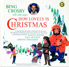 crosby christmas album crosby how lovely is christmas golden records lp121