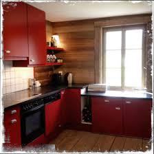 cuisine effet bois cuisine imitation bois salle with cuisine imitation bois awesome