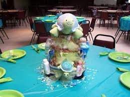 turtle baby shower decorations turtle themed baby shower centerpieces baby showers design