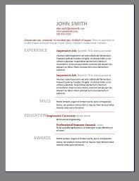 elegant resume template advanced resume templates resume genius
