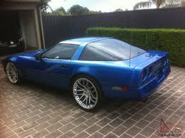 85 corvette price 1985 c4