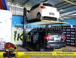 Sho Ikame jual parkir mobil rumahan garasi terbatas produk ikame di lapak danu