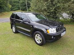 2008 57 jeep grand cherokee 3 0 v6 crd limited auto mot 17 2 keys
