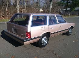 daily turismo k carmageddon survivor 1988 dodge aries le wagon