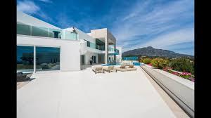 Modern Villa by New Spectacular Modern Villa In La Quinta Marbella Spain 9 800